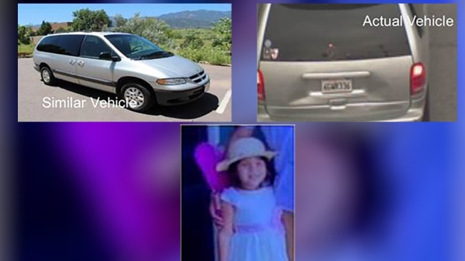 5-Year-Old Girl Found After Amber Alert Activated