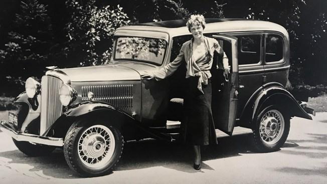 Mystery Solved: Amelia Earhart's Half-Million Dollar Vintage Car Found
