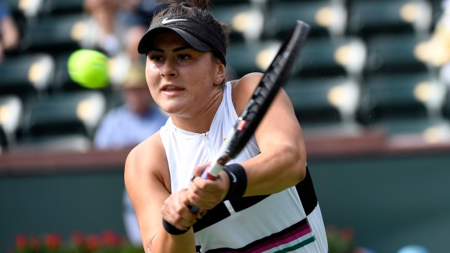 Teenagers Stand Out, Shake Up Tennis at Indian Wells