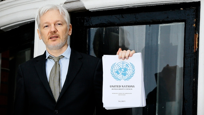 Britain, Ecuador Seeking an End to the Assange Standoff