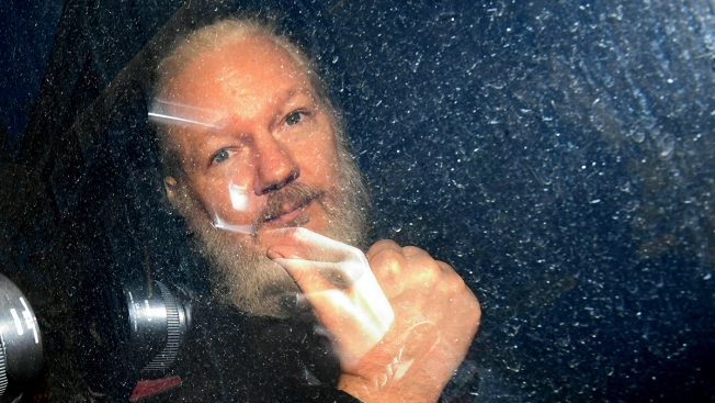 U.S. Secretly Filed Charges Against Assange Last Year