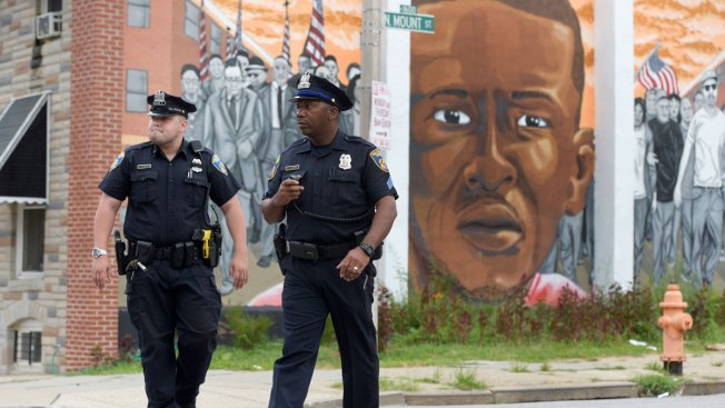 Trump Objections Don't Stop Overhaul of Baltimore Police