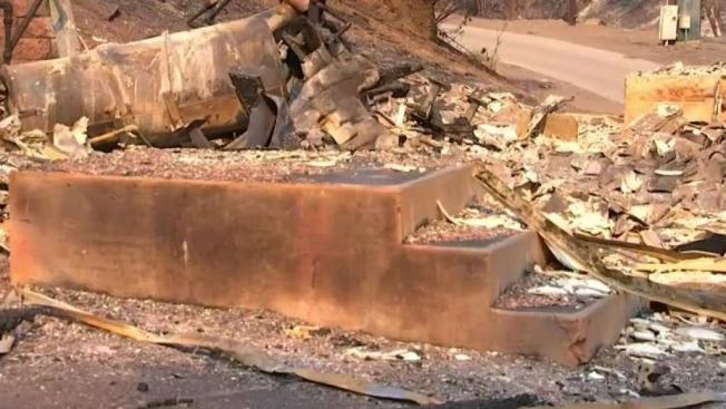 beloved jewish summer camps destroyed by woolsey fire nbc southern