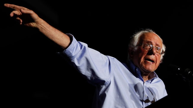 Sanders Pushes Back Against Clinton's Criticism