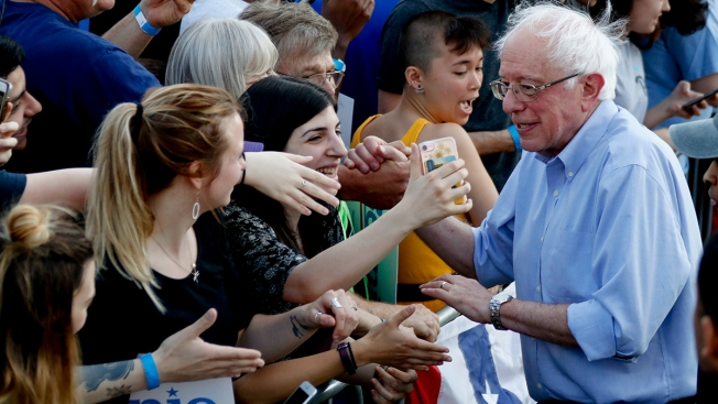 Sanders Releases 10 Years of Tax Returns Showing Income Bump From Campaign Book
