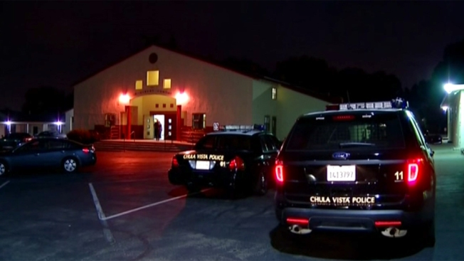 Armed Suspect Robs Church Bingo Hall: PD