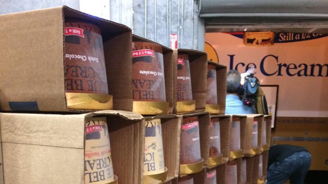 Blue Bell: Texas Icon Returns (and Soon to LA)