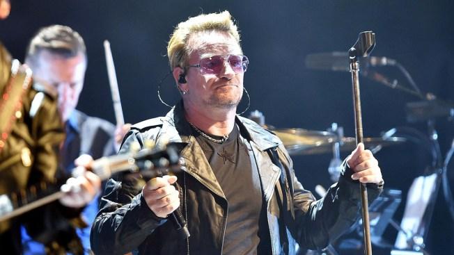 U2 Reschedules Paris Concerts Postponed Due to Attacks