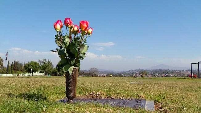 Bronze Vases Stolen from Veterans' Gravesites at San Diego Cemetery