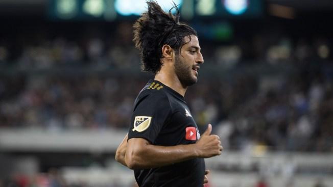 Vela Scores 24th Goal Of Season Lafc Clinches Playoff Berth