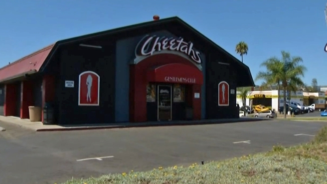 "Strip Club Dancers Sue San Diego Police, Say Inspection ""Crossed the Line"""