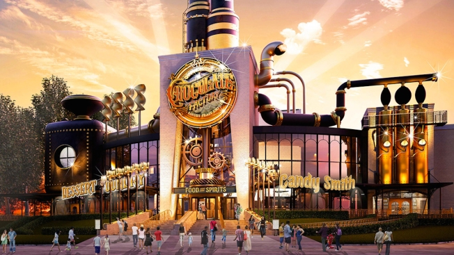 Chocolate Factory Restaurant To Open At Universal Studios Orlando