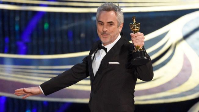 Cuaron's 'Roma' Gives Mexico 1st Foreign Language Film Oscar