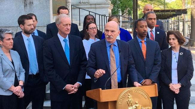 DC Mayoral Insider Resigns After Speaker Used Hateful Slurs