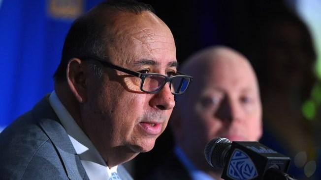 UCLA Athletic Director Dan Guerrero to Retire in July 2020