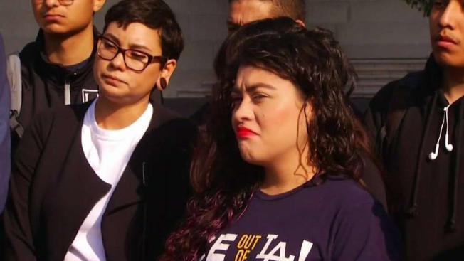 LA Immigration Activist Sues Homeland Security Over DACA Application