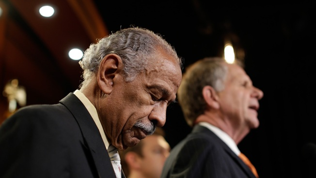 Rep. John Conyers Steps Down From Judiciary Committee Amid Sexual Harassment Allegations
