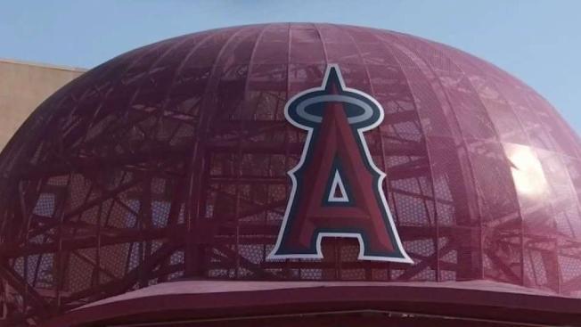 Detective Accused of Filming in Angel Stadium Mens' Room