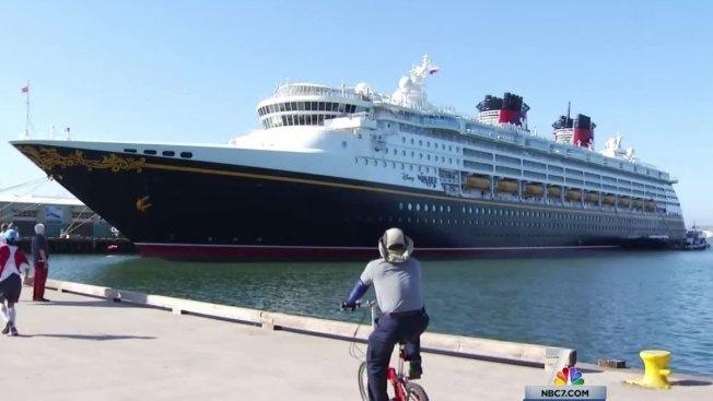 Disney Cruise Line To Sail From San Diego To Mexico NBC Southern - Cruise mexico