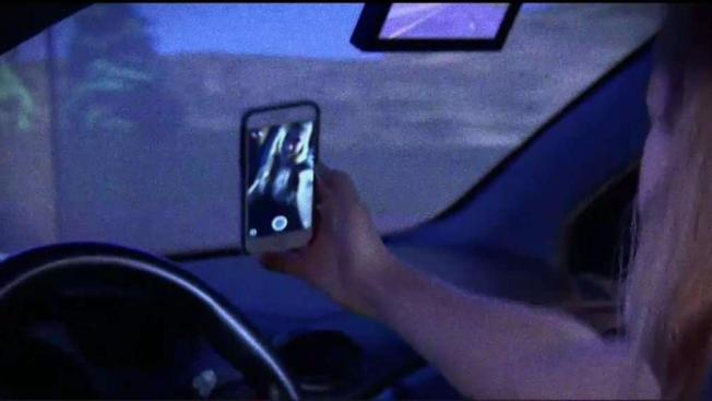 Texting Drivers: CHP is Looking for You This Month