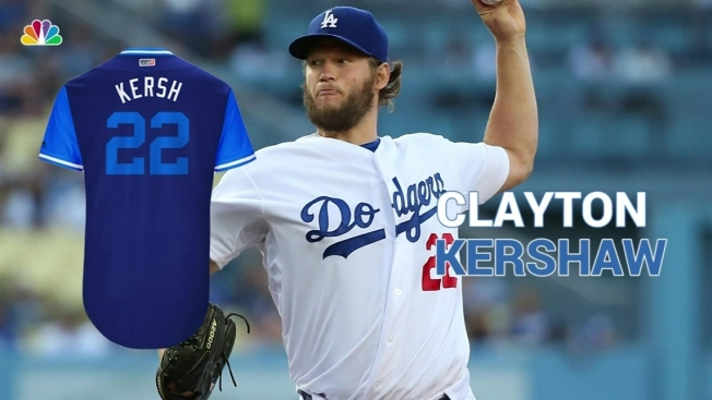 Dodgers Players to Wear Nicknames on Their Jerseys During Inaugural ... b92672e0684
