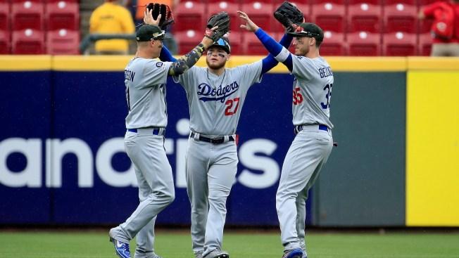 Ryu Extents Scoreless Streak to 31 Innings as Dodgers Crush Reds