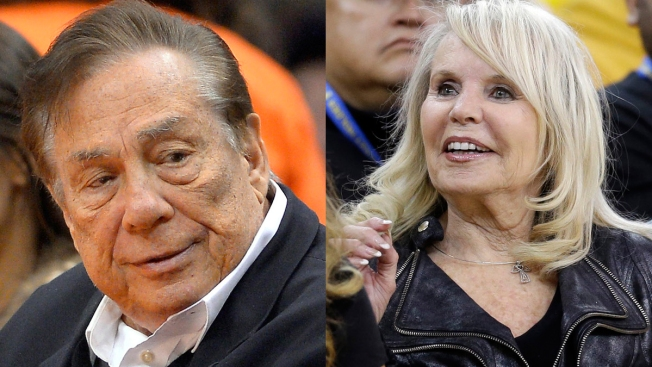 Former Clippers Owner Donald Sterling and Wife Decide to Call Off Divorce
