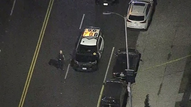 Two Stabbed in Hollywood, Police Searching for 5 Attackers