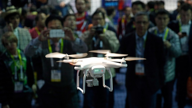 Nearly All States Use Drones for Range of Work