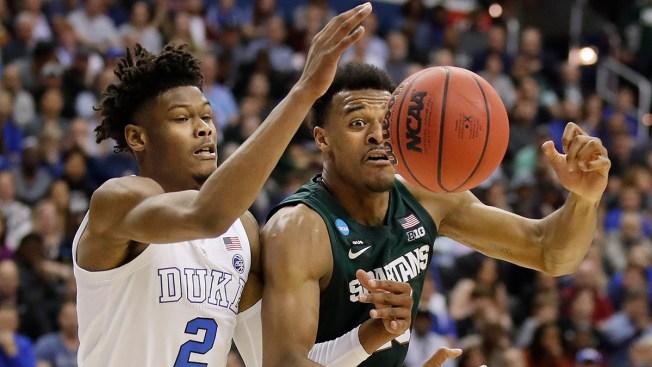 Michigan State Knocks Off Duke 68-67 to Make Final Four