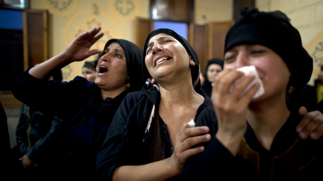 Pope Condemns Attack on Coptic Christians in Egypt That Killed Dozens