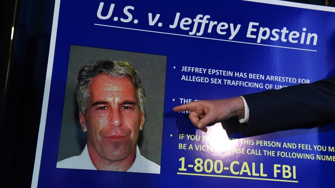 After Epstein's Suicide, Trump Boosts Conspiracy Theories Flourishing Online