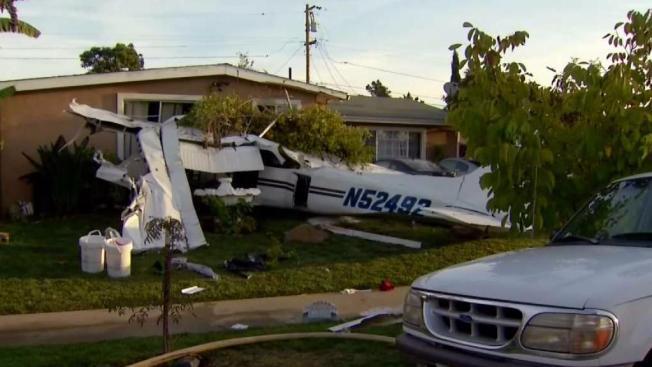Feds Investigate Small Plane Crash Into San Jose House Nbc
