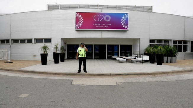 Security Concerns Arise as Argentina Hosts G-20