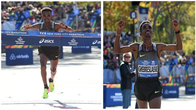 19-Year-Old Ghirmay Ghebresiassie Becomes Youngest NYC Marathon Winner