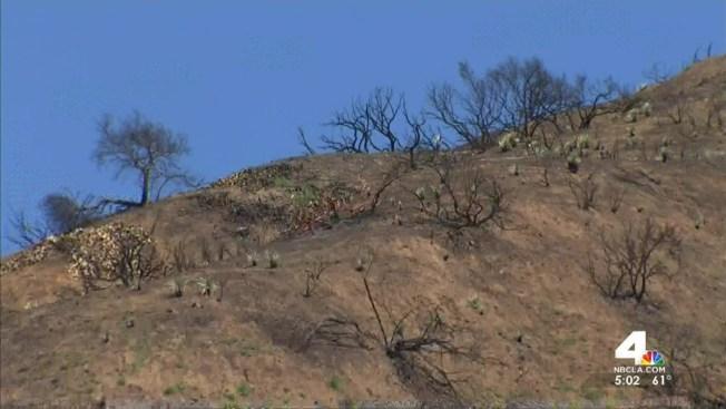 Glendora Residents Warned Of Possible Mudflow Ahead Of