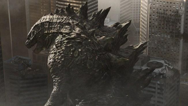 """Godzilla"" Opens With Smashing $93.2 Million"