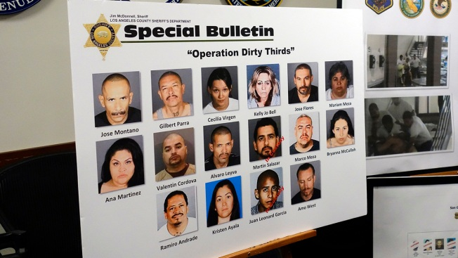 Mexican Mafia Run Jail Crime Like an 'Illegal Government'