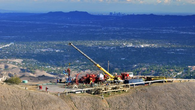 Minor Gas Leak Detected at Aliso Canyon Near Porter Ranch
