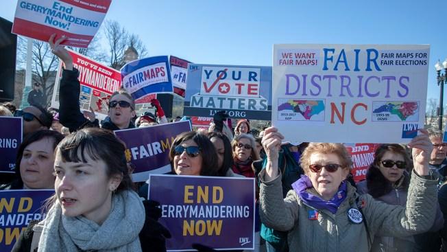 Gerrymandering Fallout: GOP House Seats at Risk in N. Carolina