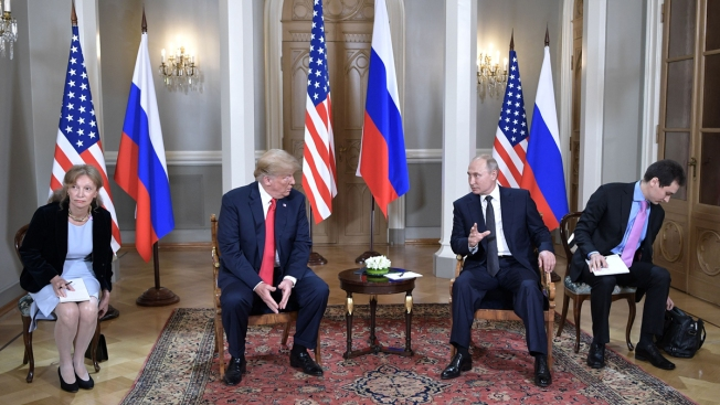 Trump: I'll Be Putin's 'Worst Enemy' If US-Russia Relationship 'Doesn't Work Out'