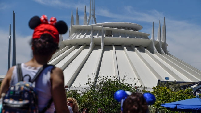 Disneyland's Space Mountain Reopens After Man Climbed Off Moving Ride