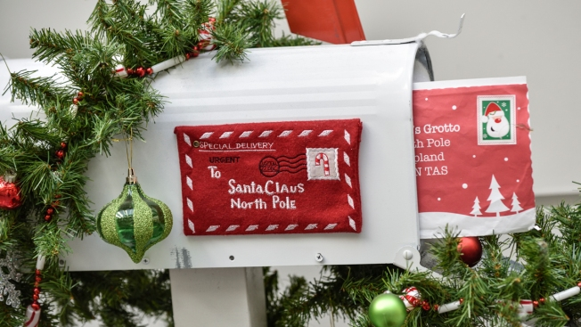 Usps Christmas Eve.Usps Begins Annual Operation Santa Campaign Nbc Southern