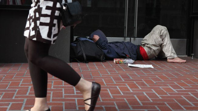 LA Area Homelessness Second Worst in Nation, Report Says