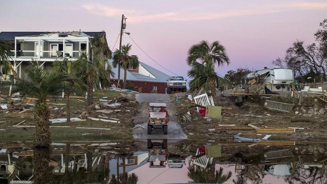 [NATL] After Devastating the Florida Panhandle, Hurricane Michael Moves North