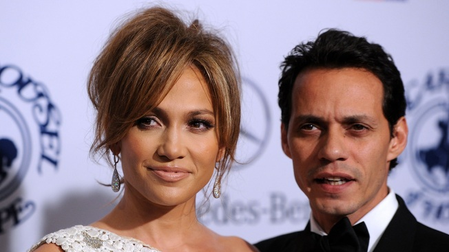 JLo and Marc Anthony Team Up for New Spanish Album