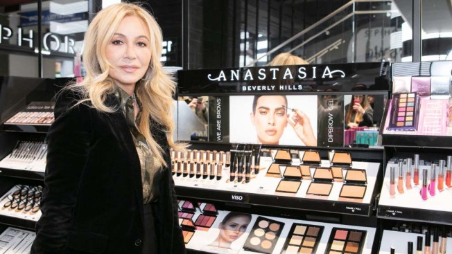 Anastasia Beverly Hills Sues Over Stolen or Counterfeit Makeup on OfferUp