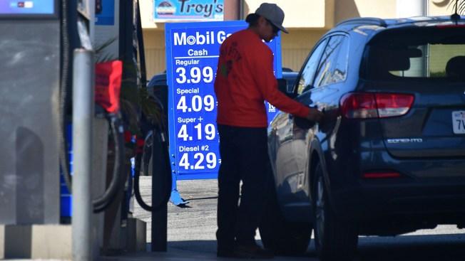 Average LA County Gas Price Drops for 44th Consecutive Day