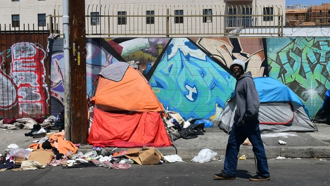 Mayor Eric Garcetti to President Donald Trump: Let's Fix Homeless Crisis