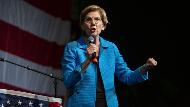 Elizabeth Warren Unveils Gun Control Plan That Pushes for Higher Taxes on Firearms and Bullets